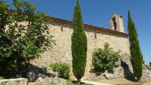 patrimoine arriere pays varois chapelle Christian Dior à Montauroux