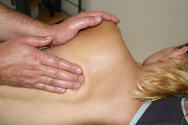 massage drainage lymphatique