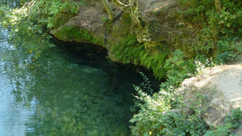 chambres dhotes le vallon des oliviers ballade gorges de la Siagne