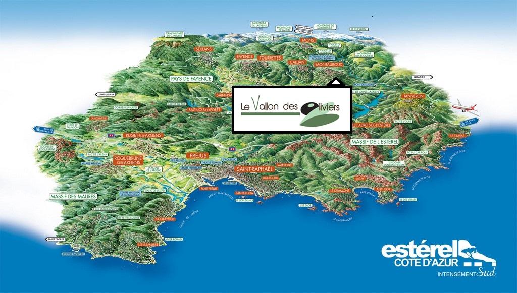 Esterel-Cote-d-azur-et-arriere-pays-varois