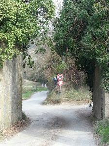 Itinéraire le vallon des oliviers