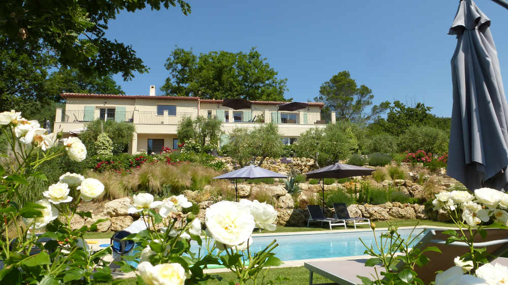 b and b le vallon des oliviers